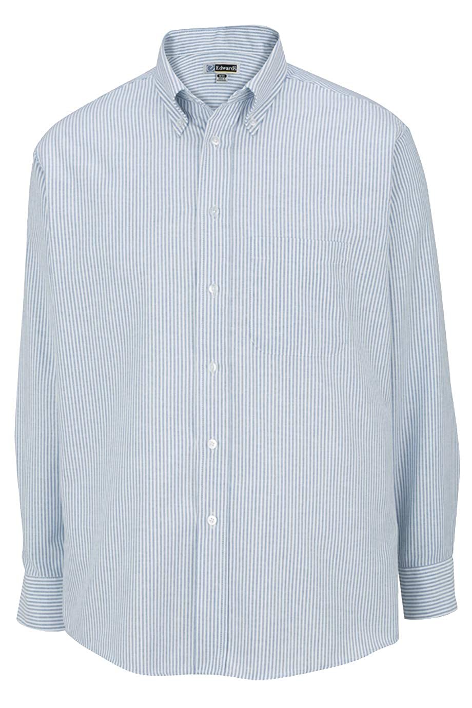 Edwards Mens Long Sleeve Oxford Shirt