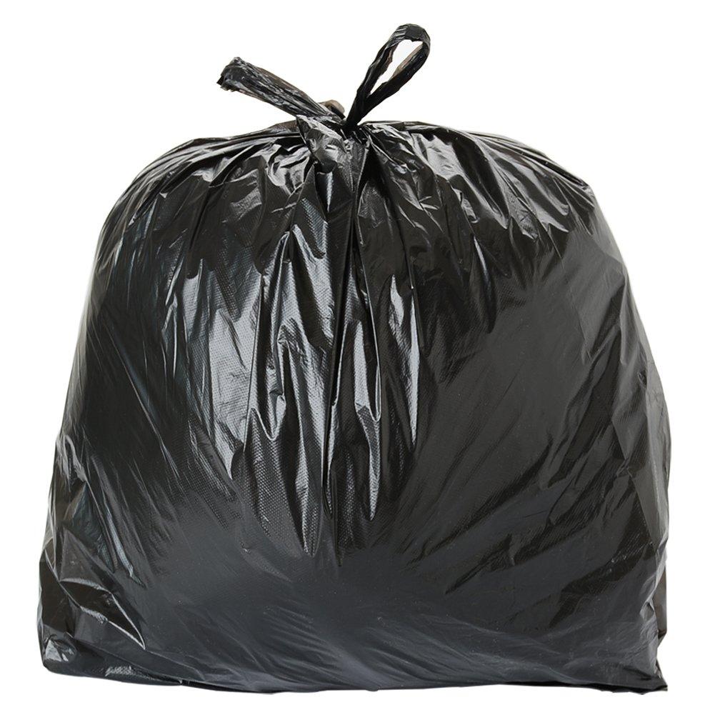 ToughBag Trash Bags 36 x 27 30 Gal 74 /ケースGarbage Bags Thick (ブラック) B07DSB4PY9