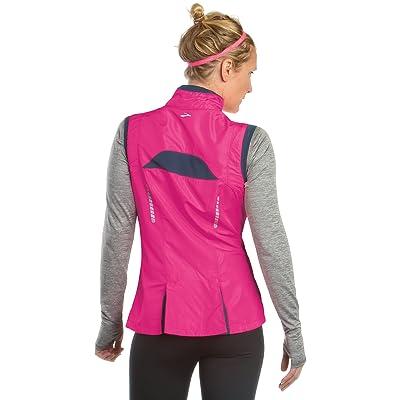 Women's Running Essential Vest - BritePink