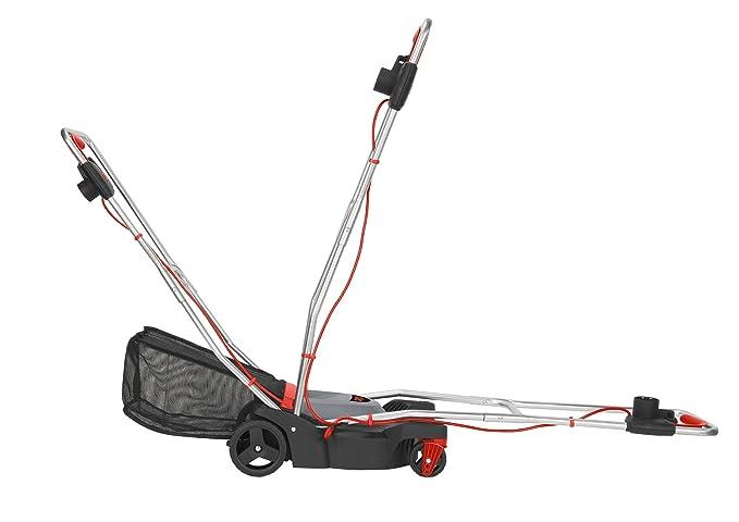 Skil 0711AA - Cortacésped eléctrico con ruedas pivotantes (ligero ...