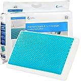 Amazon Com Comfort Revolution Memory Foam Amp Hydraluxe