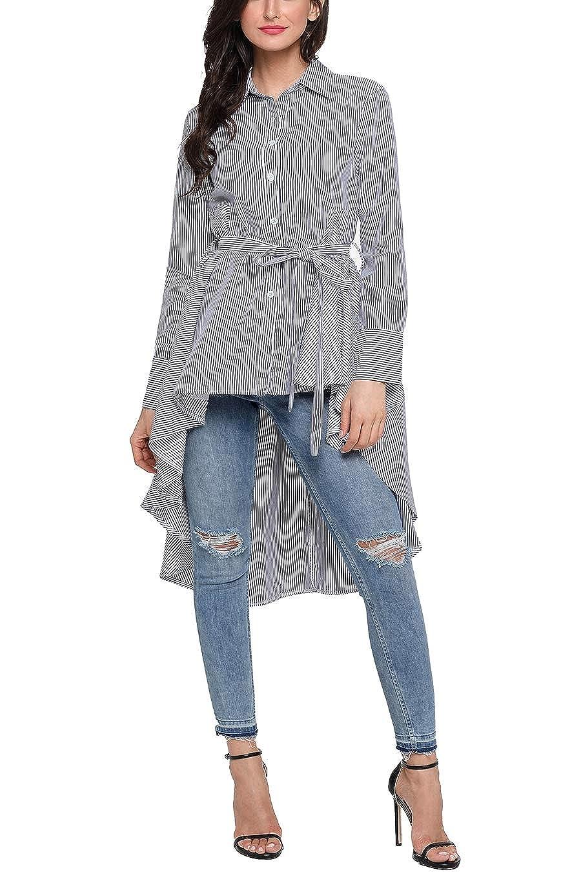 4a0a071e25b5b4 Top 10 wholesale Shirt Dress Short Front Long Back - Chinabrands.com