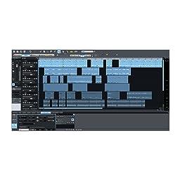 MAGIX Samplitude Music Studio 2014 (Academic Version) [Download]
