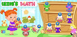 Izzie's Math - Fun Game for Kids 5-8 from TabTale LTD