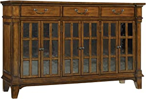 Hooker Furniture Tynecastle Buffet in Medium Wood