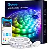 Govee Led Strip Lights, App Control, Works with Alexa Google Assistant, 32.8 Feet