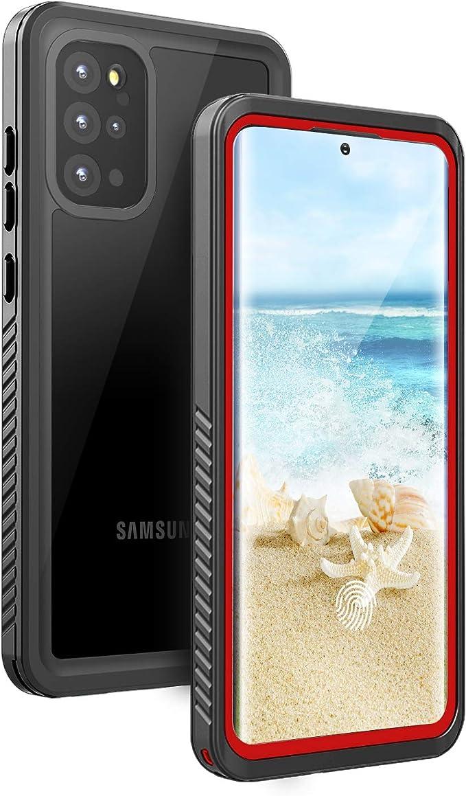 Fansteck Samsung Galaxy S20 Plus Waterproof Case