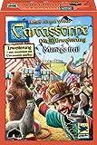 Schmidt Spiele Hans im Glück 48268 - Carcassonne, Manege frei!, Erweiterung 10, Brettspiel