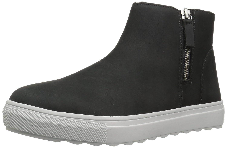 J Slides Women's Poppy Ankle Boot B074QQNT77 10 B(M) US|Grey