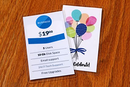 50 MILITARY CARD Laminating Laminator Pouches Sheets 2-5//8 x 3-7//8 10 Mil Gloss