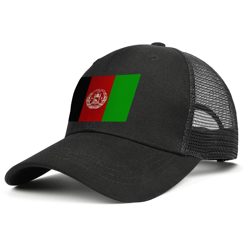 Andorra Coat of Arms Emblem Women Mens Mesh Fashion Baseball Cap Adjustable Snapback Dad Hat