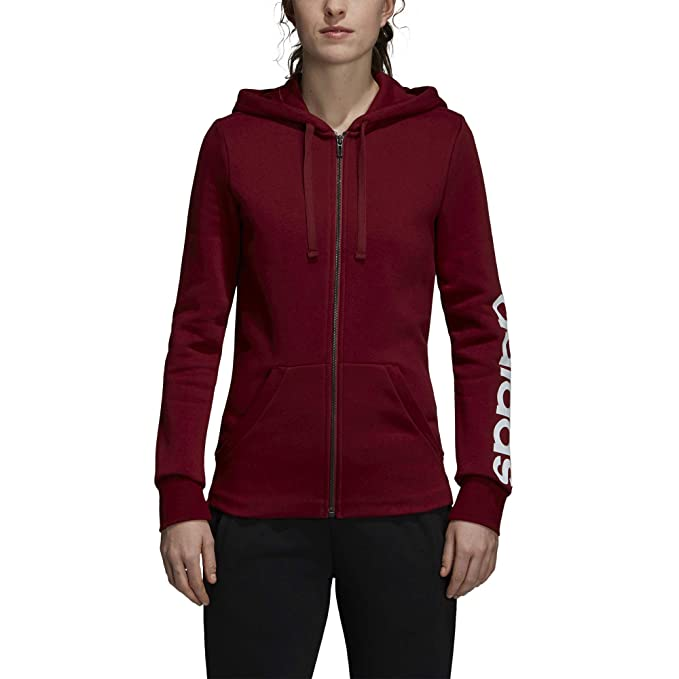 Sweatshirt Loisirs Fl Adidas Ess FemmeSports Et Lin Fzh CxrdshQt