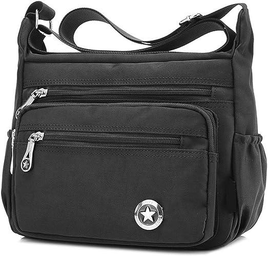 Women/'s Nylon Casual Shoulder Bag Crossbody Bags Casual Messenger Bags Handbag