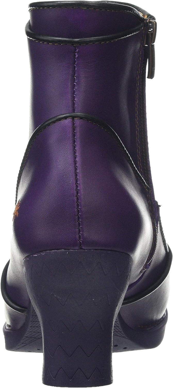 Botines para Mujer ART 0945 Grass Purple//Harlem