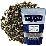 Organic Positively Tea Company, Ti Kuan Yin Oolong Tea, Loose Leaf, 16 Ounce