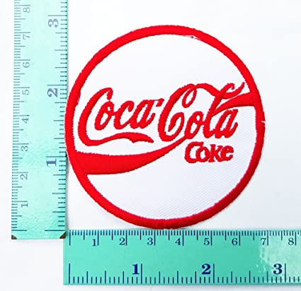 J2 Iron on Patch:Coca cola