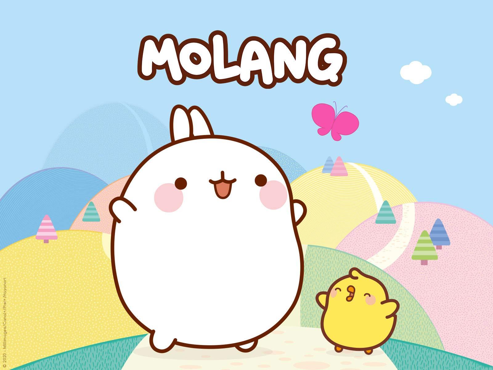 Molang on Amazon Prime Video UK