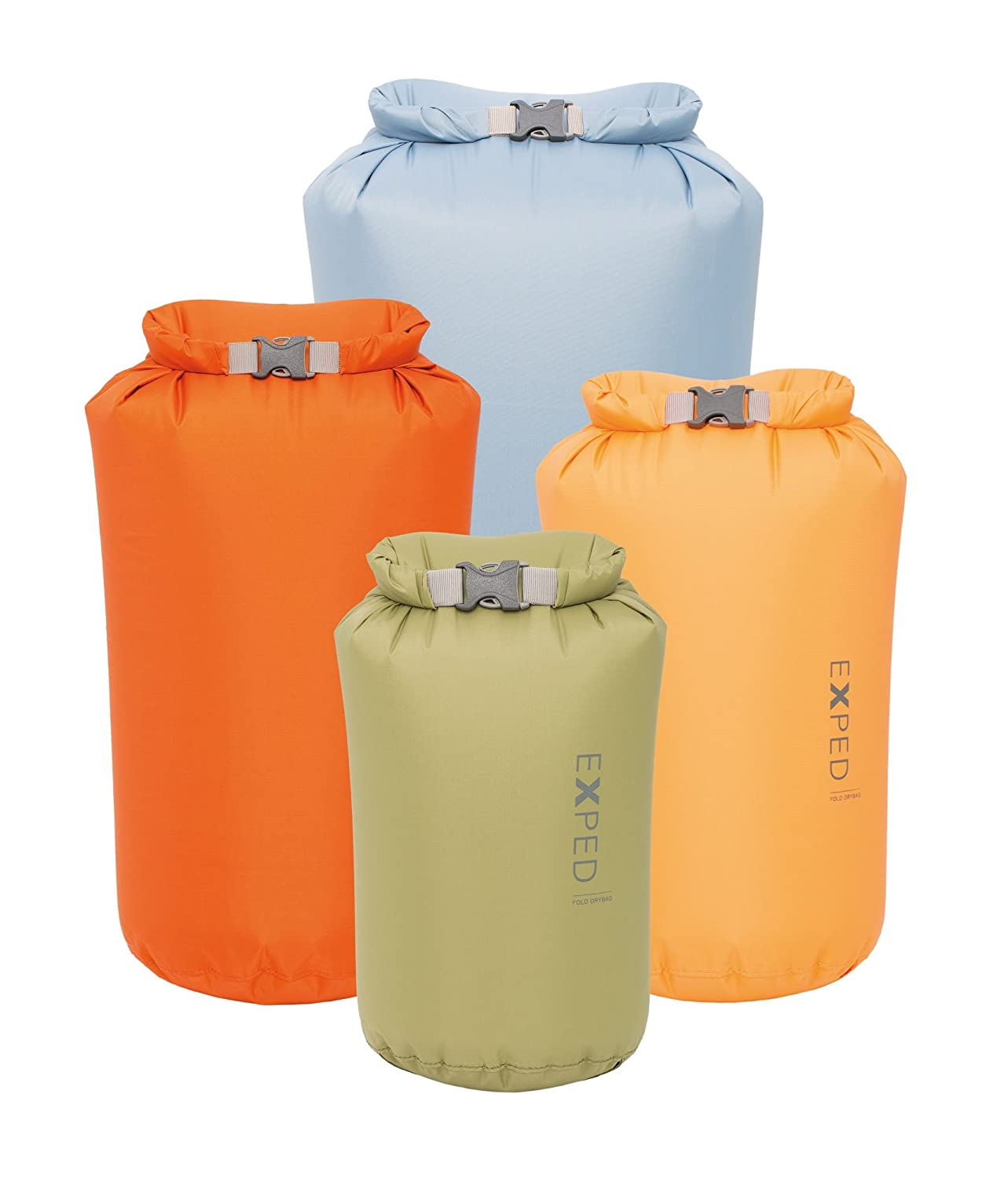 Exped Fold Dry 4 Pack Drybag Lyon