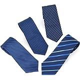 [BELLTREE(ベルツリー)] ネクタイ セット nekutai 洗える 紺 メンズスーツ