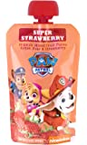 PAW Patrol Super Strawberry Organic Mixed Fruit Pouch, 3.5oz (Pack of 10)
