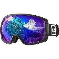 ALLROS Gafas de Esquí, Máscara Gafas ski Snowboard