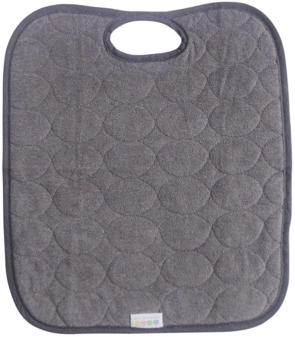 Koo-Di Wetec Booster Seat Protector-Charcoal