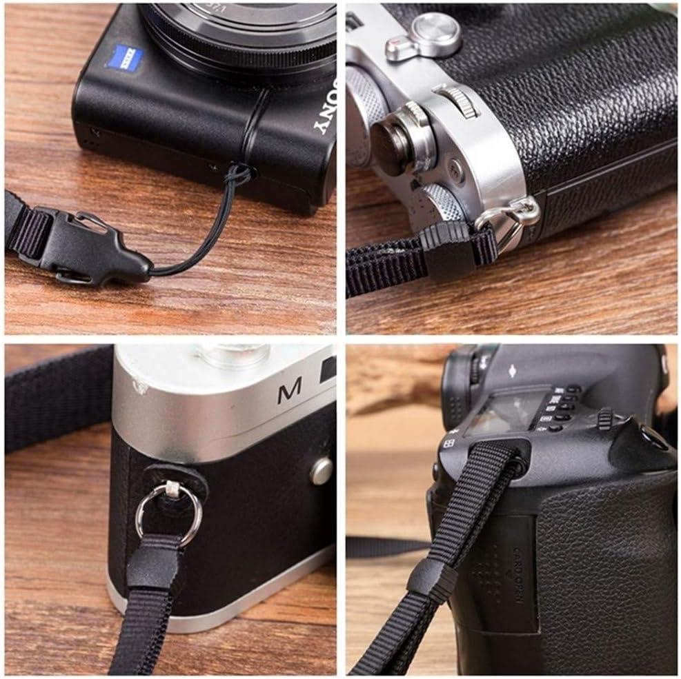 Camera Belt Accessory Original Handmade Genuine Leather Simple Camera Shoulder Strap DSLR Neck Strap Belt for DSLR Digital Camera Durable Color : Yellow
