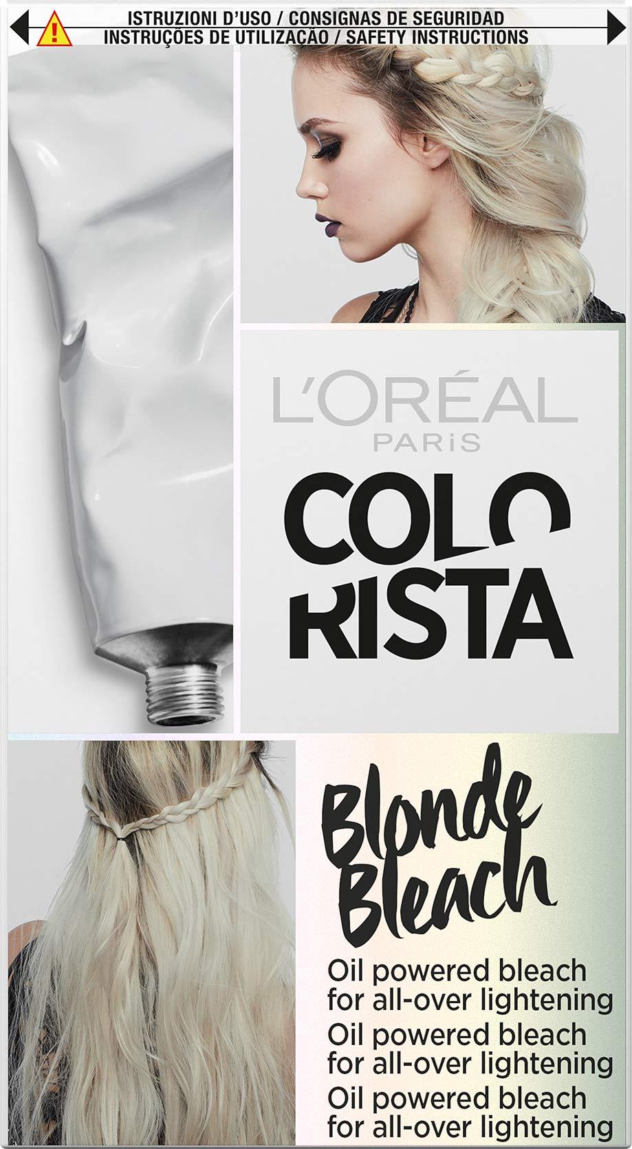 L'Oréal Paris Colorista Effect Blonde Bleach Decoloración de Pelo