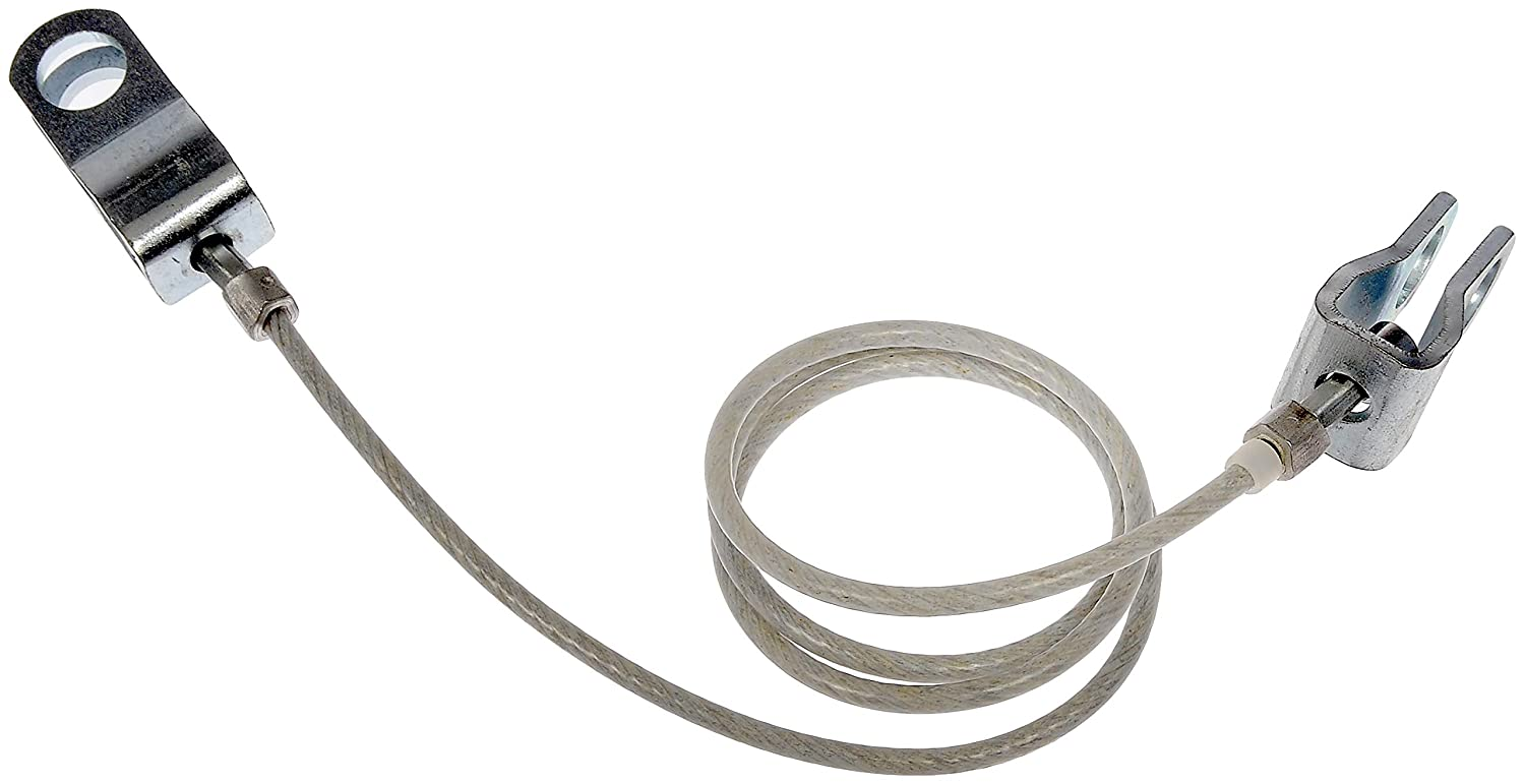 Dorman 912-5003 Hood Control Cable Assembly for Select Chevrolet//GMC Models