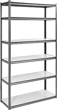 Muscle Rack 6-Shelves Boltless Storage Rack