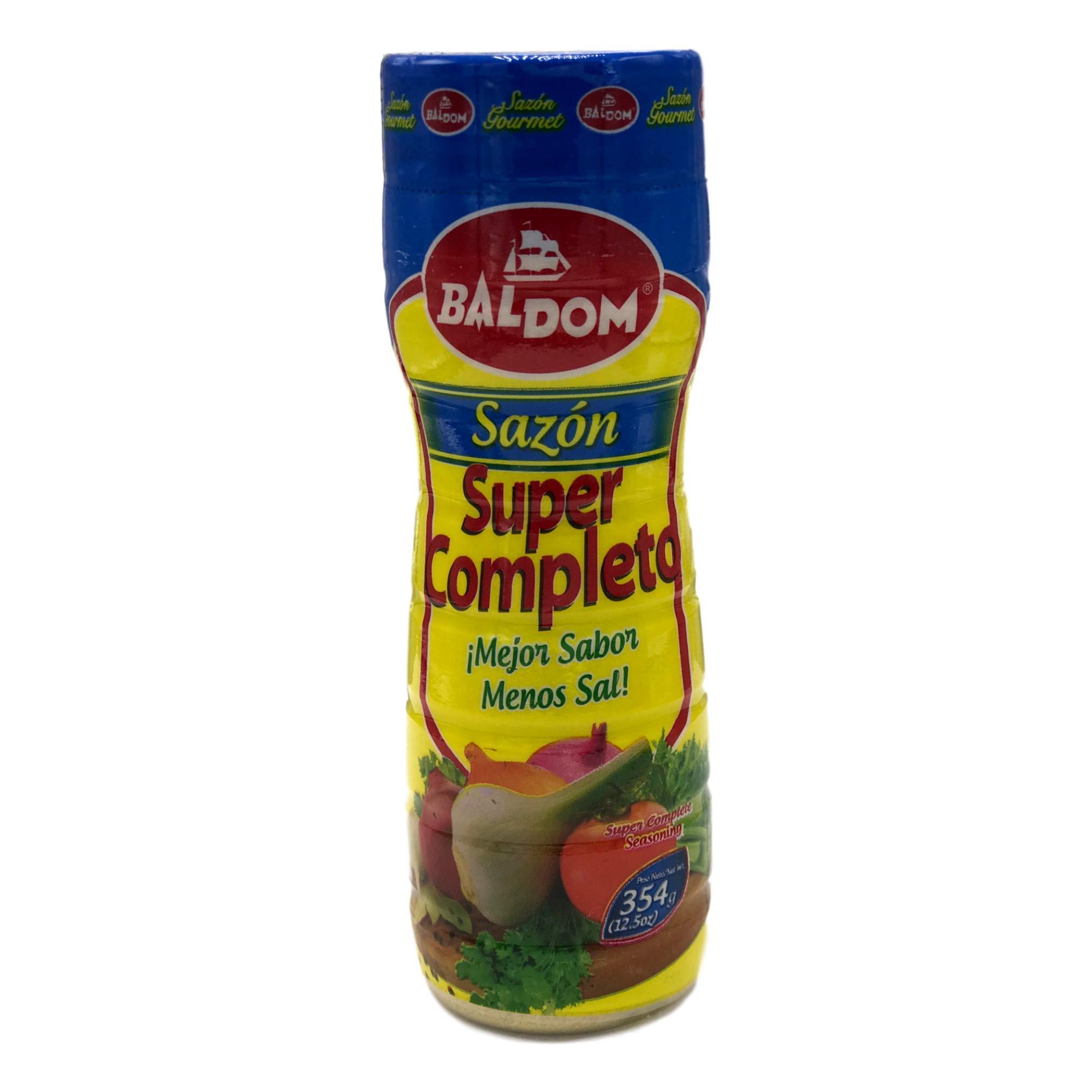 Baldom Sazon Super Completo