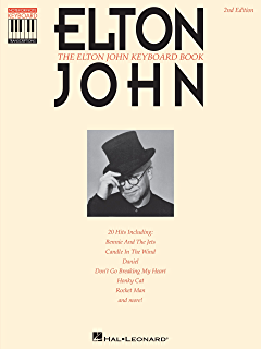 Amazon elton john greatest hits 1970 2002 songbook ebook the elton john keyboard book knowledge representation learning and expert systems fandeluxe Images