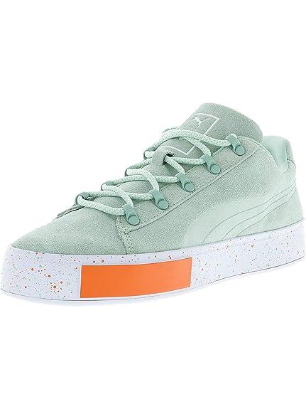 7664d7746e7 PUMA Men s X DP Court Platform SS Gossamer Green Ankle-High Fashion Sneaker  - 11M  Amazon.co.uk  Shoes   Bags