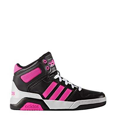 low priced e6569 e2b48 adidas Bb9Tis K, Chaussures de Basketball Mixte Enfant, Nero (NegbasRosimp