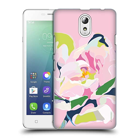 Amazon com: Official Turnowsky Pink Roses Flower Hard Back