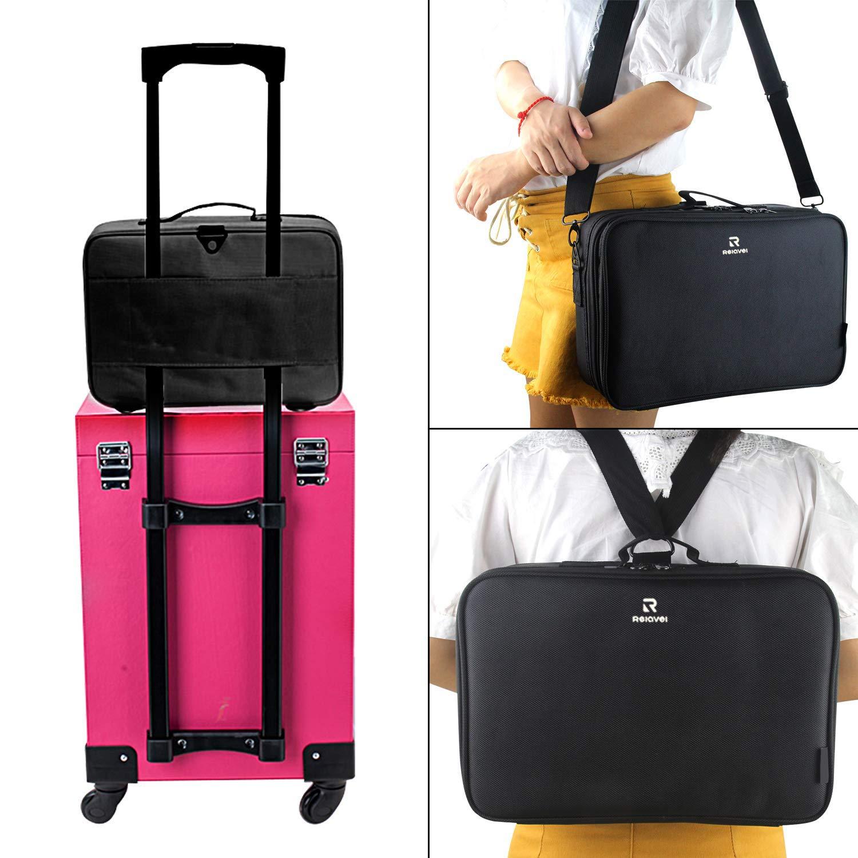 Amazon.com: Travelmall Estuche profesional organizador de ...
