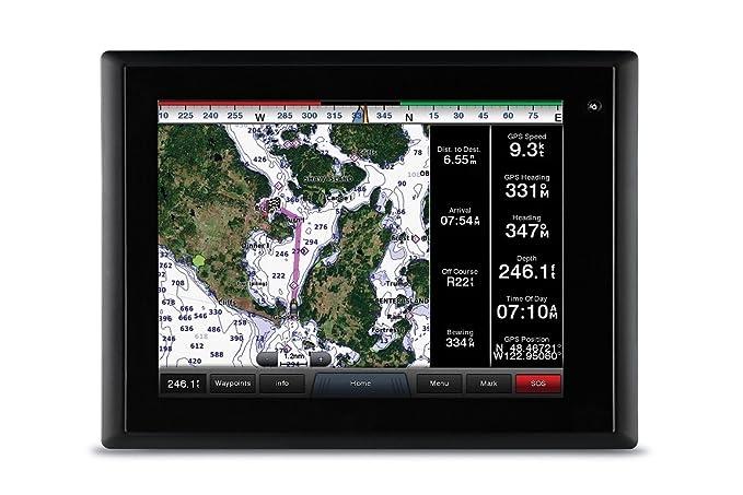 Garmin 010 - 01018 - 22 GPS Map Bundle 8015 con Donante b175l (20 Grados de inclinación) 11809 - 22: Amazon.es: Electrónica