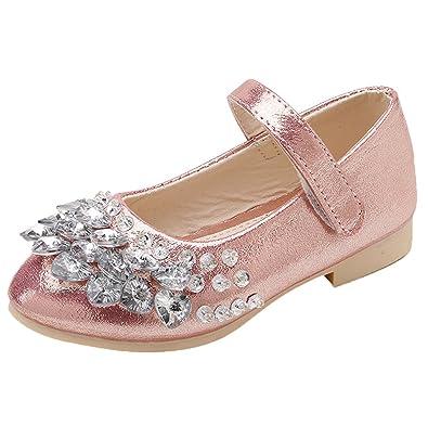 Snone子供靴 ガールズシューズ 女の子 フォーマル シューズ ドレス用 プリンセス風 七五三 誕生日 結婚