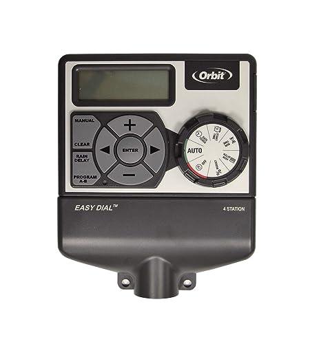 Orbit 94874 Pocket Star Ultima 4 Stazione Di Programmazione Di Irrigazione