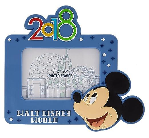 Amazon.com - WDW Theme Parks 2018 Mickey Mouse Walt Disney World ...