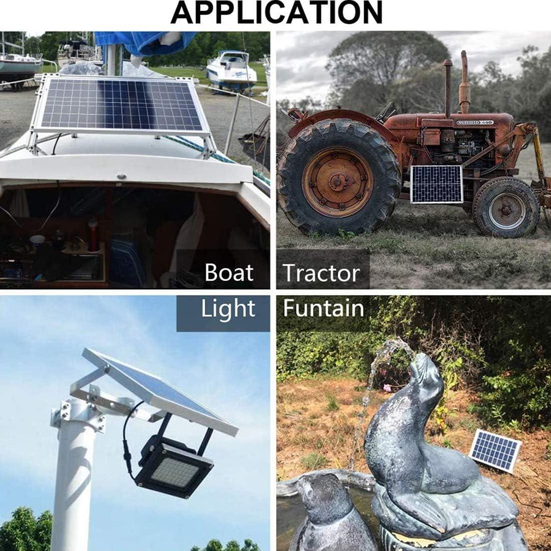 panel de sol ecológico ECO-WORTHY