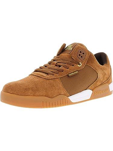d85db5f2380 Supra Men's ELLINGTON Low-Top Trainer: Amazon.co.uk: Shoes & Bags