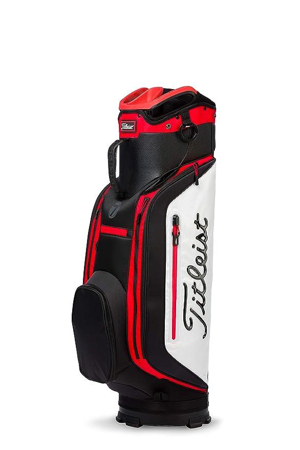 Amazon.com: Titleist Golf - Bolsa ligera para carrito de ...