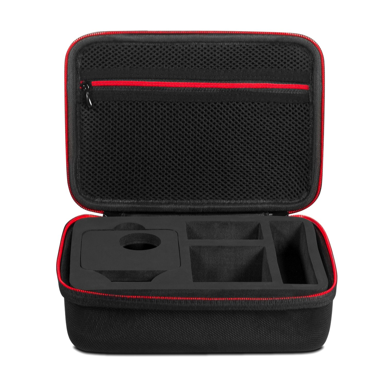 iTrunk Portable Carrying Case for GoPro Fusion, Protective Waterproof and Shockproof Case for GoPro Fusion Camera
