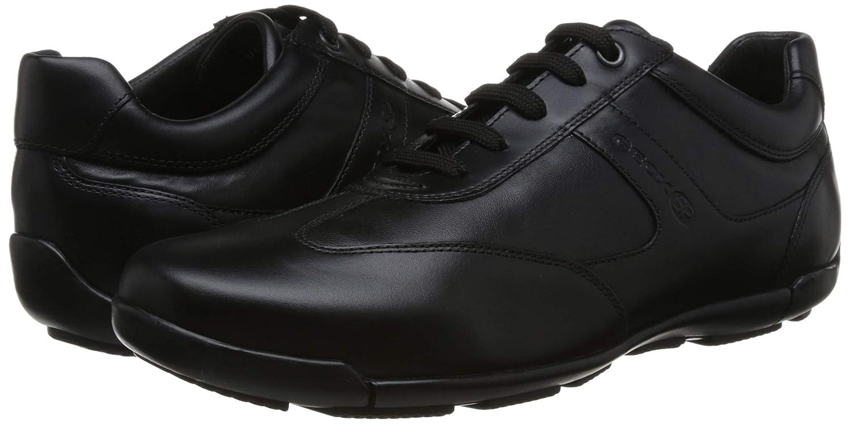D Sneaker Edgware Mode faible U843bc gars Homme Geox Baskets 4jLc3A5Rq