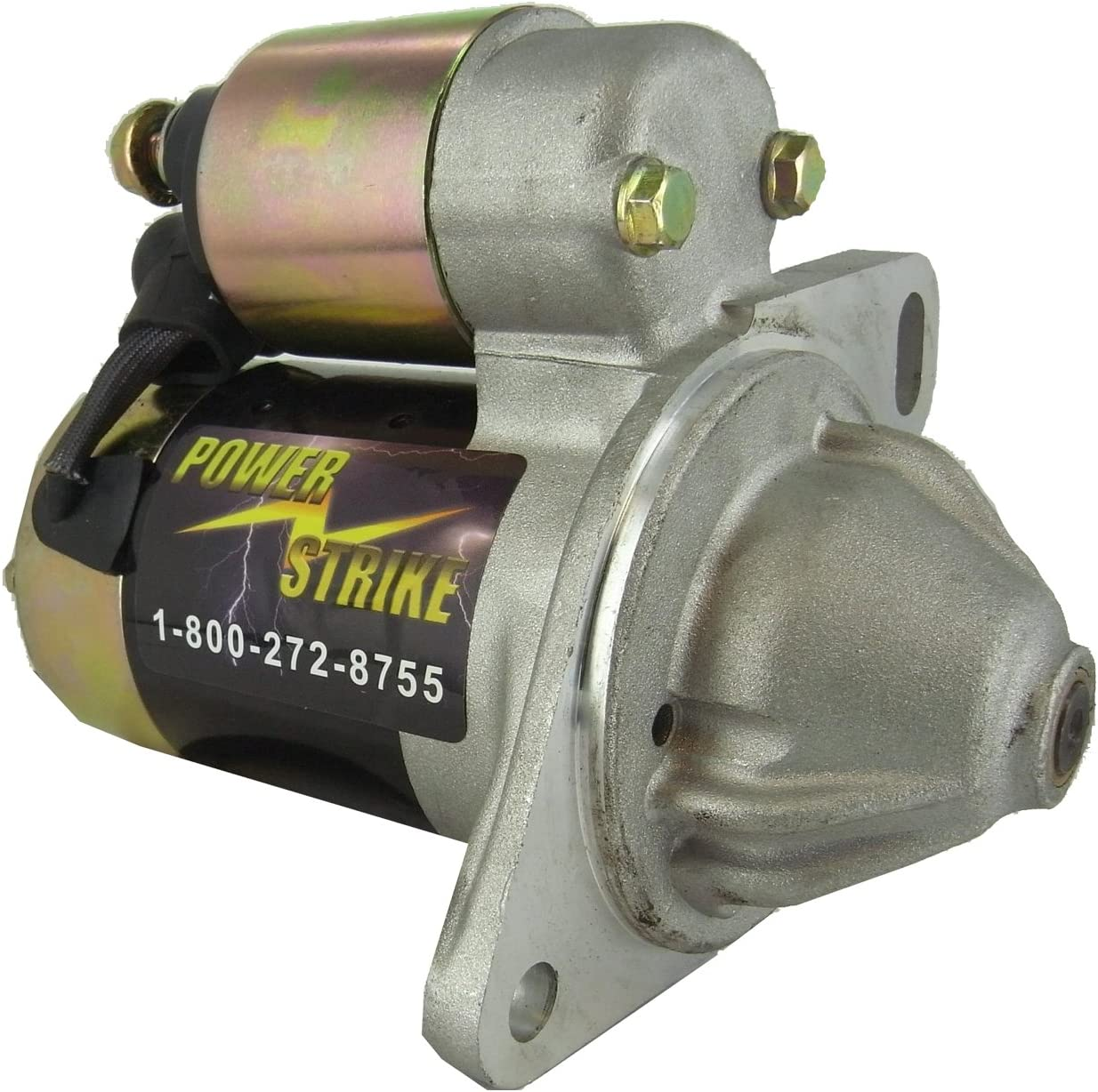 S114-656A 18218 119865-77012 New Starter for Yanmar Tractors 3TNA68 3TNA72 Engine 1988 S114-203 S114-656