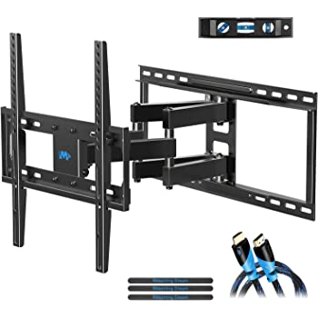 mounting dream md5231 tv wall mount extended bracket for 16 wall plate fitting 18. Black Bedroom Furniture Sets. Home Design Ideas