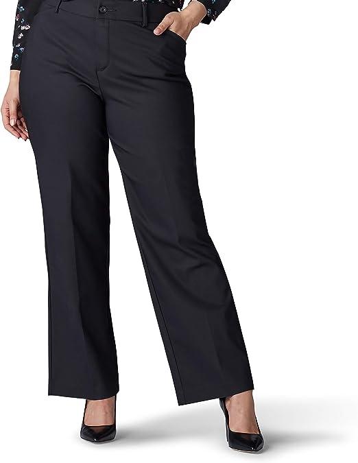 Mens Casual Pants Stretch trousers long Straight plus size pant suit pants BJ