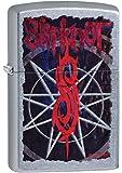 Zippo Lighter: Slipknot Logo - Street Chrome 77172