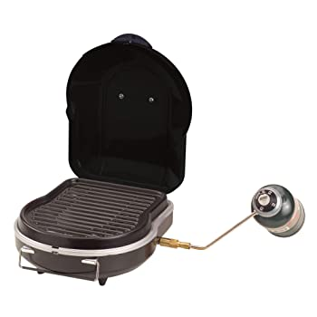 COLEMAN 1-Burner 105sq. in Small Gas Grill